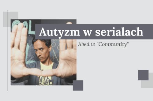 """Abed w serialu """"Community"""""""